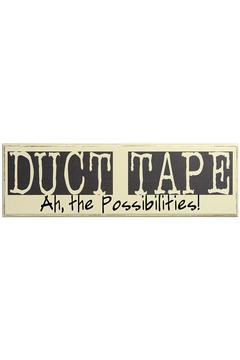 Danielson Designs Duct Tape Sign - Alternate List Image