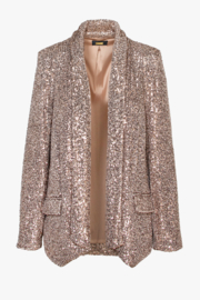 Greylin Danni mini Sequins Blazer - Product Mini Image