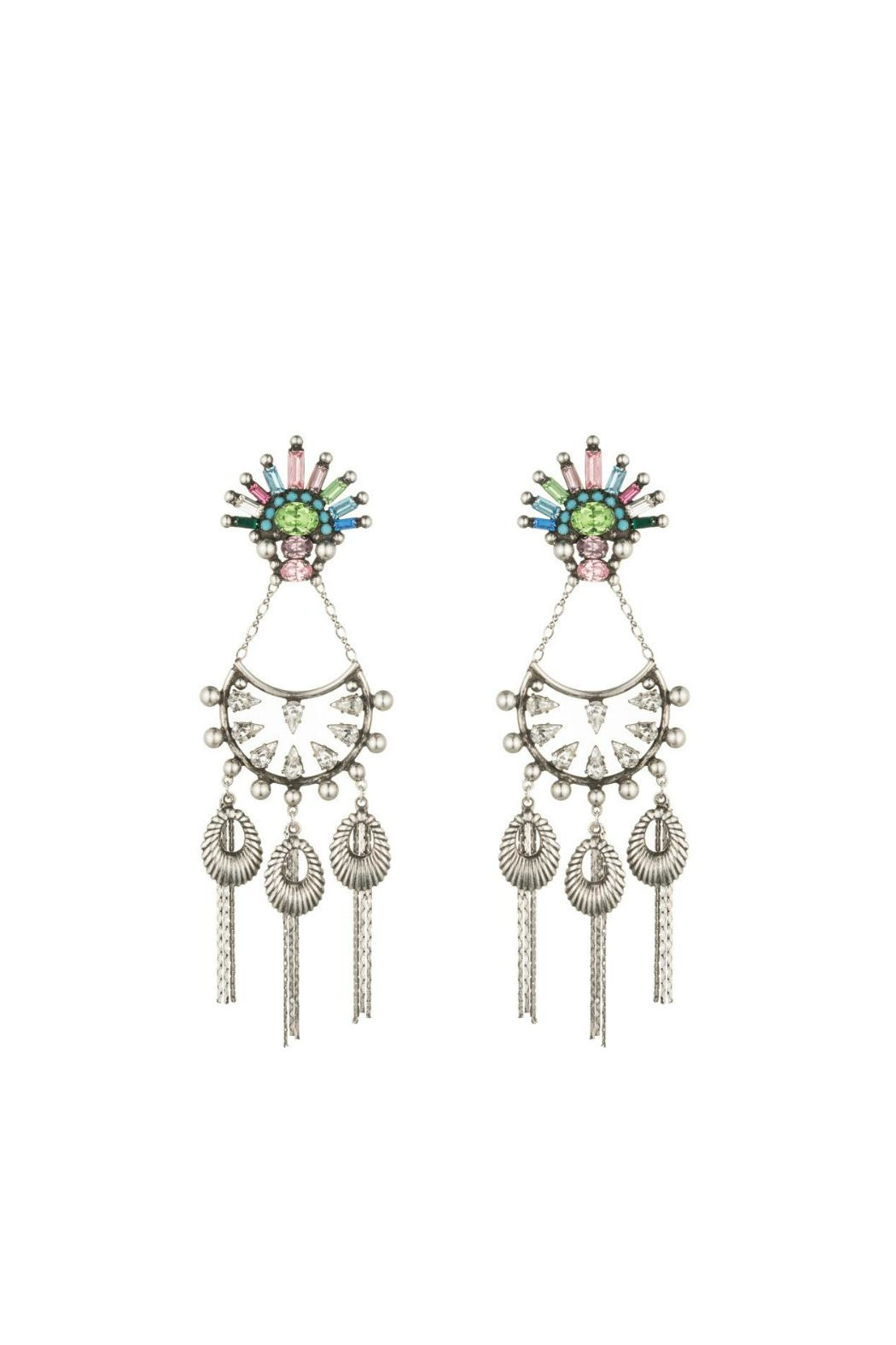 DanniJo Dulani Earrings - Front Cropped Image