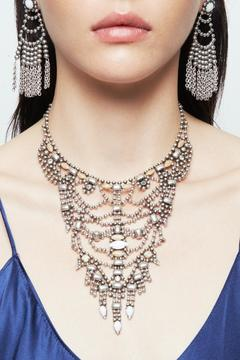 Shoptiques Product: Malin Crystal Necklace
