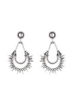 DanniJo Nanaya Statement Earrings - Product List Image