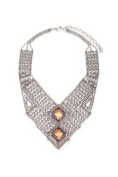 DanniJo Rey Statement Necklace - Product List Image