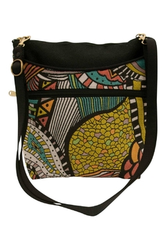 Danny K Tapestry Crossbody Purse - Product List Image