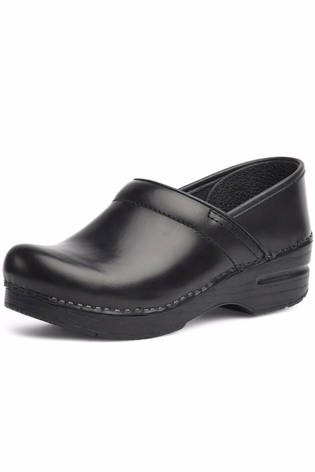 Dansko Black Leather Clog From New Jersey By Suburban Shoes U2014 Shoptiques