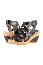 Dansko Cecily Caged - Front full body