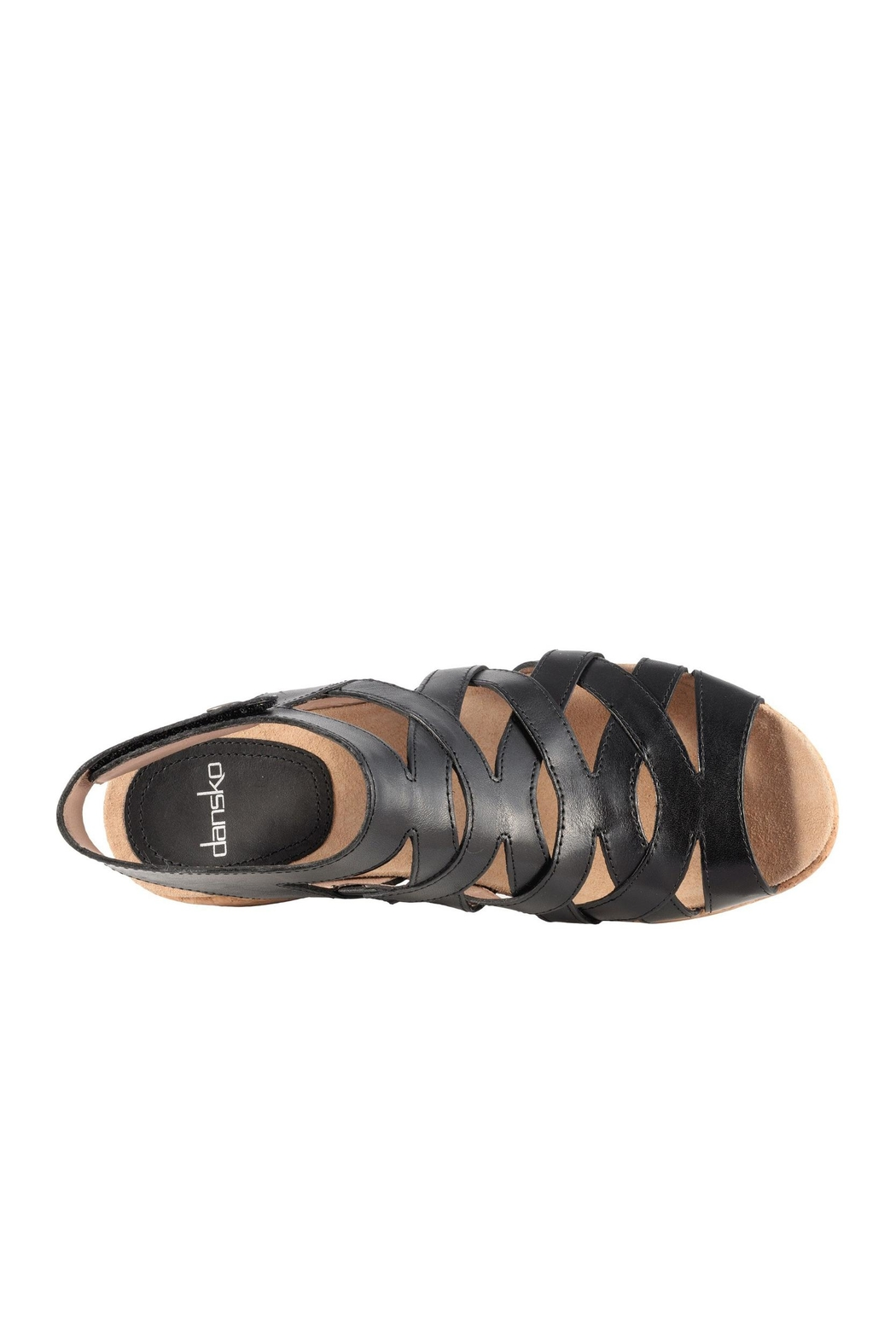 Dansko Cecily Caged - Back Cropped Image