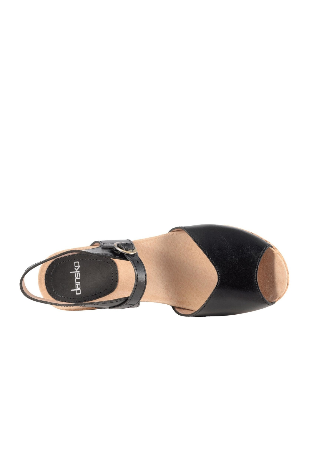 Dansko Charlotte Wedge - Back Cropped Image