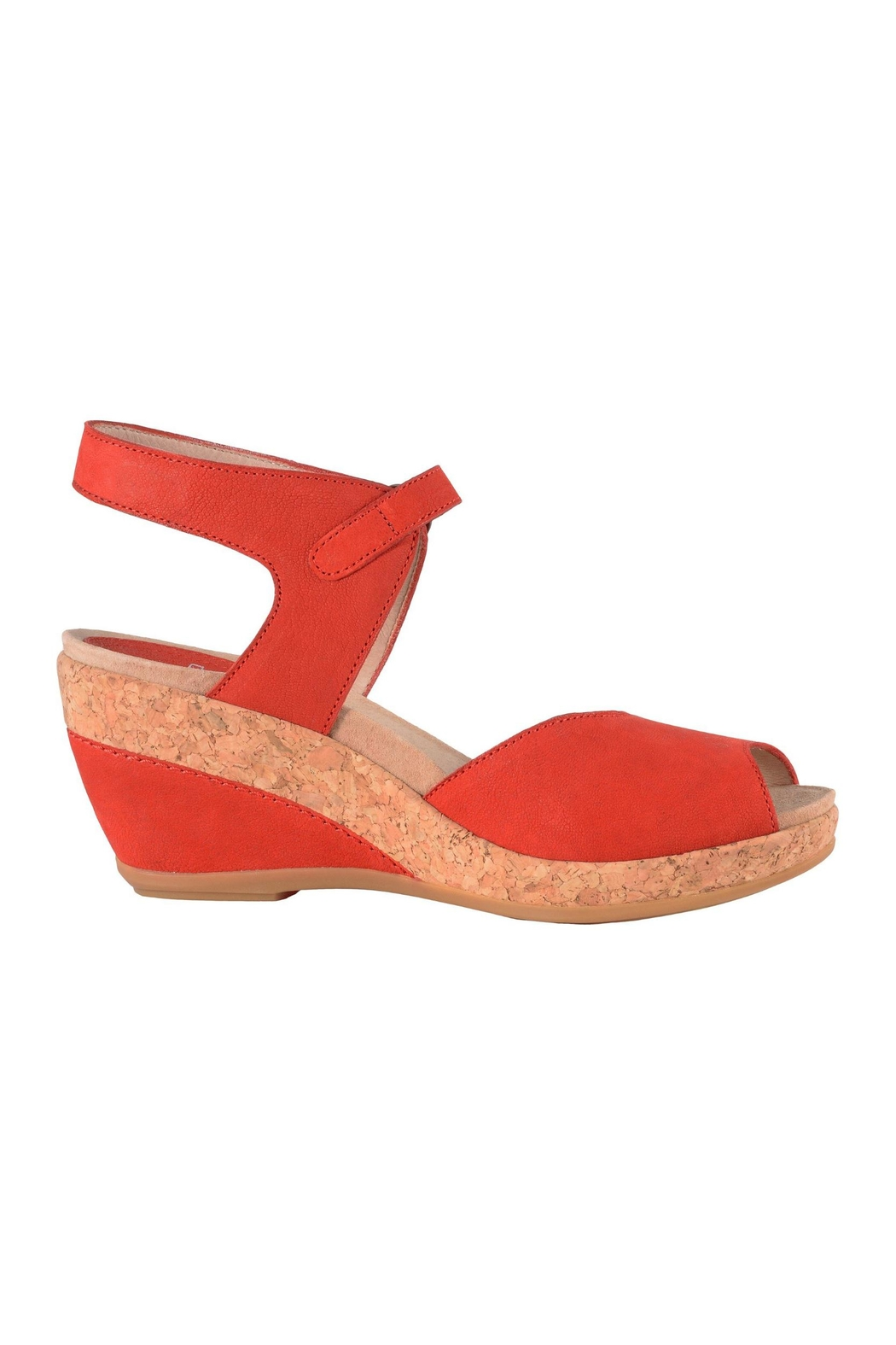 Dansko Charlotte Wedge - Side Cropped Image