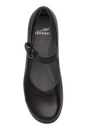 Dansko Fawna Black Shoes - Side cropped