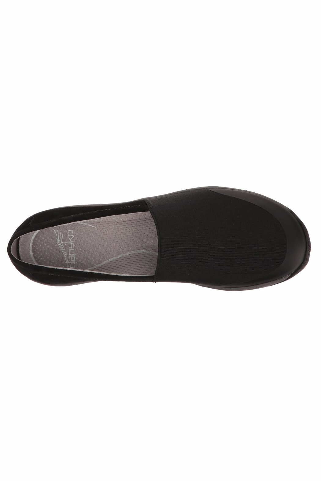 Dansko Harriette Slip On Sneaker - Back Cropped Image