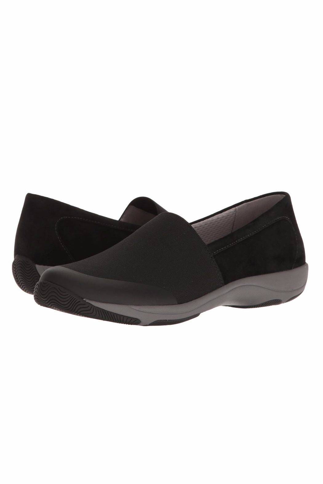 Dansko Harriette Slip On Sneaker - Front Full Image