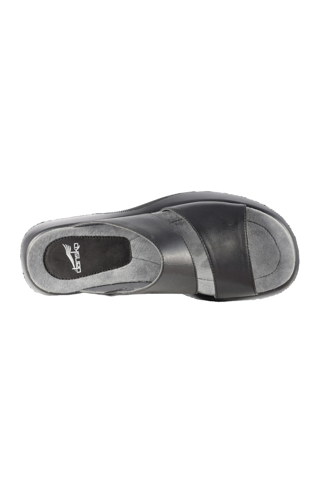 Dansko Lana Slide - Back Cropped Image