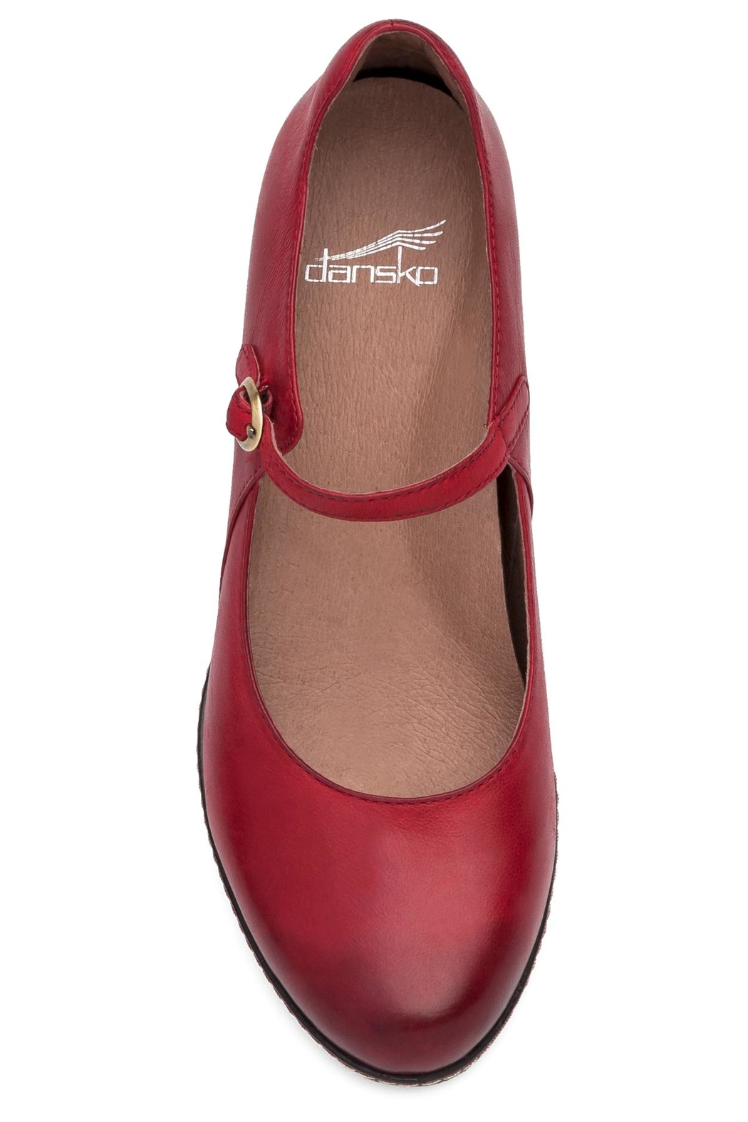 Dansko Loralie Maryjane Shoes - Side Cropped Image
