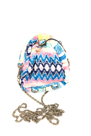 America and Beyond Daphne Mini Bag - Front full body