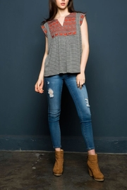 THML Clothing Daphne Top - Product Mini Image