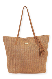 sun and sand Dapple Shoulder Tote - Front cropped