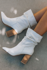 Ccocci Darby Heeled Slouch Bootie - Front cropped