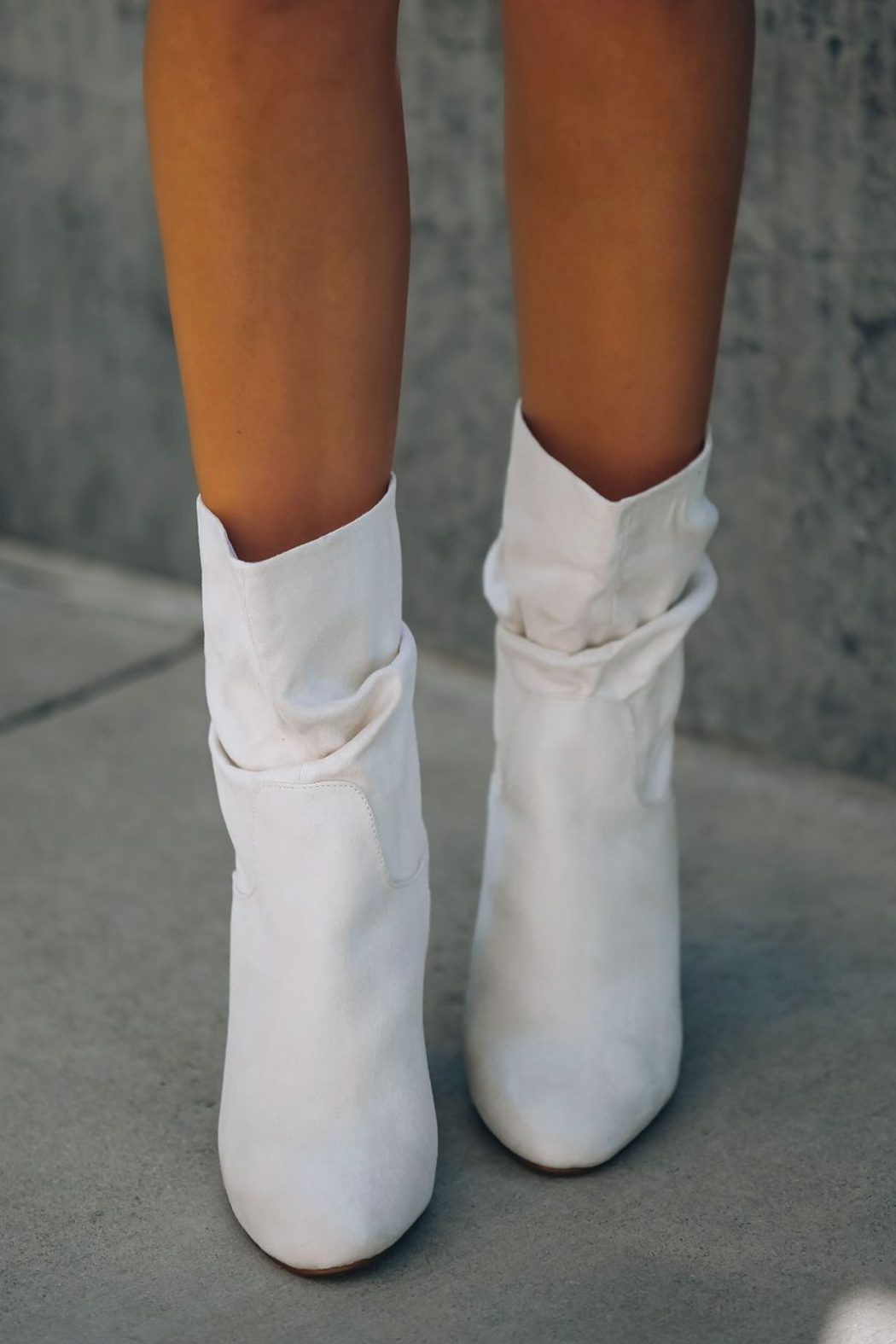 Ccocci Darby Heeled Slouch Bootie - Front Full Image