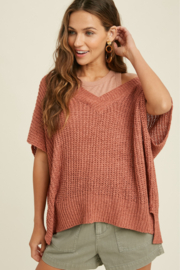 Wishlist Darby Sweater - Front cropped