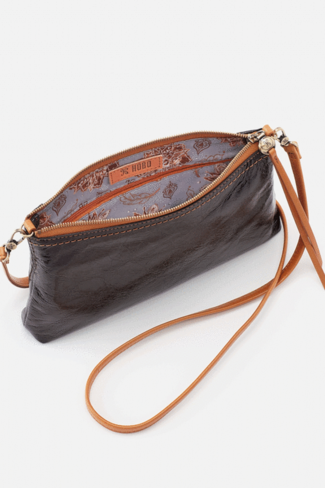 Hobo The Original Darcy Leather Crossbody - Front Full Image