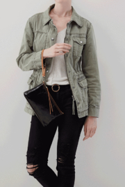 Hobo The Original Darcy Leather Crossbody - Back cropped