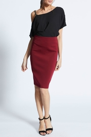 Angeleye London Darcy Pencil Skirt - Product Mini Image