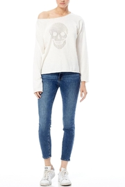Skull Cashmere Darcy Skull Sweater - Front cropped