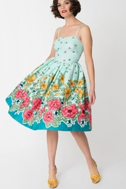 Unique Vintage Darcy Swing Dress - Product Mini Image