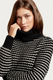 Michael Stars Darcy Turtleneck Pullover - Front cropped
