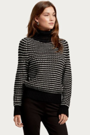 Michael Stars Darcy Turtleneck Pullover - Side cropped
