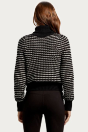 Michael Stars Darcy Turtleneck Pullover - Back cropped