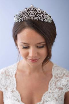 Dareth Colburn Collection Antique Bridal Crown - Product List Image