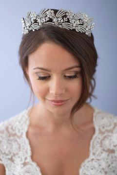 Dareth Colburn Collection Couture Wedding Crown - Product List Image