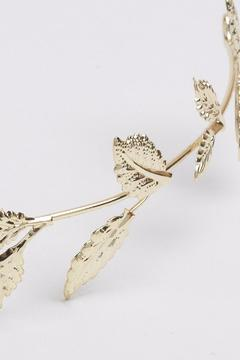 Dareth Colburn Collection Gold Vine Headband - Alternate List Image