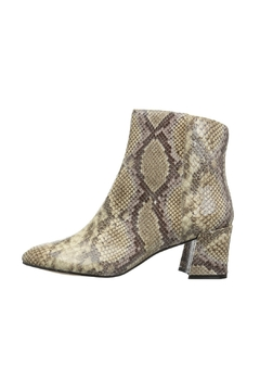 Shoptiques Product: Daria Snake-Embossed Bootie