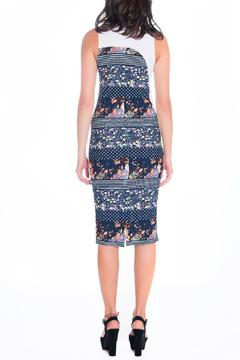 Shoptiques Product: Sophisticated Floral Dress