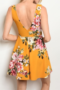 Shoptiques Product: Daring Mustard Dress