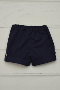 Granlei 1980 Dark Blue Shorts - Alternate List Image