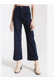 Others Follow  Dark joy pant - Front cropped
