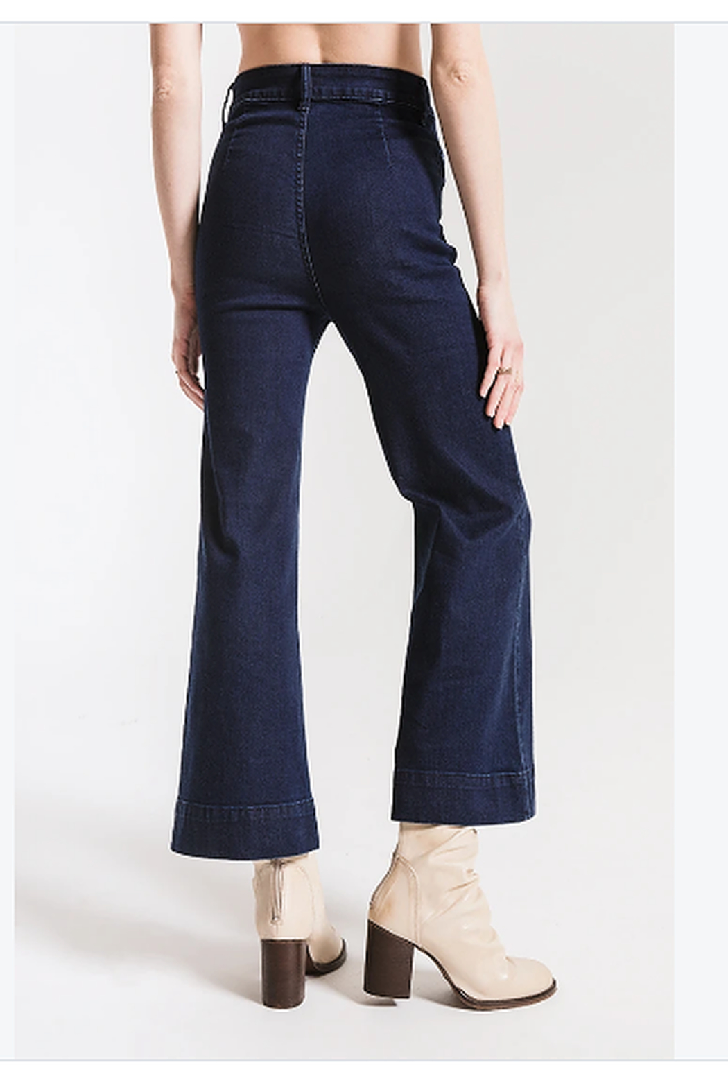 Others Follow  Dark joy pant - Front Full Image