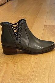 Spring Step  Dark olive ankle bootie - Product Mini Image