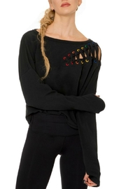 Nancy Rose Dark Side Sweatshirt - Product Mini Image