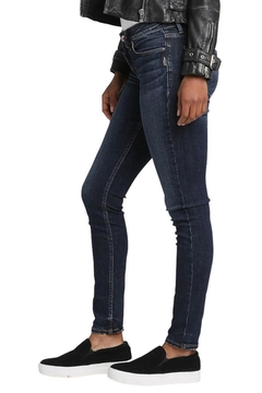 Silver Jeans Co. Dark Skinny Jeans - Alternate List Image
