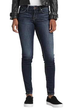 Silver Jeans Co. Dark Skinny Jeans - Product List Image