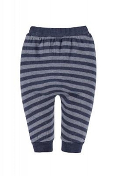 Shoptiques Product: Dark Striped Joggers