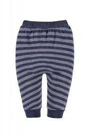 Belly Button Dark Striped Joggers - Front cropped