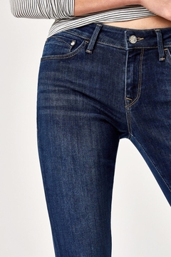 Mavi Jeans Dark Supersoft Jean - Alternate List Image