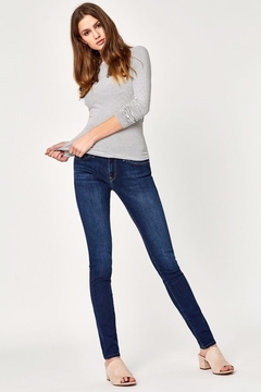 Mavi Jeans Dark Supersoft Jean - Product List Image
