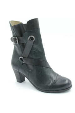 Casta Dark Teal Short Boot - Product List Image