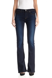 Hudson Jeans Dark-Wash Petite Bootcut - Side cropped
